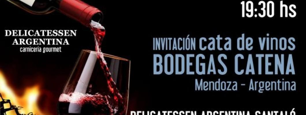 Cata Bodegas Catena 2016