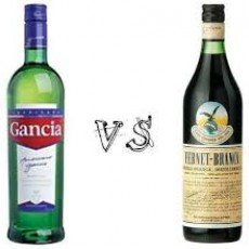 Fernet, Sidra Real, Quilmes y Gancia de Argentina