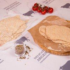 Milanesas de Ternera, Pollo y Vegetarianas