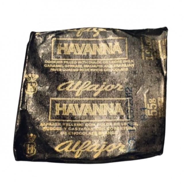Alfajor Argentino Havanna de Nuez Unidad