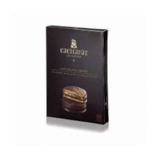 Alfajor Cachafaz Chocolate Negro x 6 u
