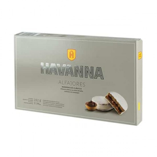 Alfajor Havanna Merengue Media Docena