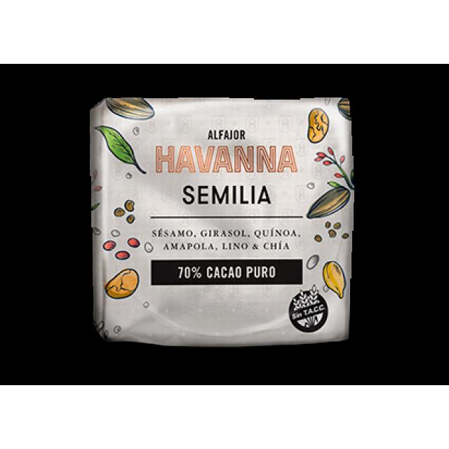 Alfajor Havanna Semilia Sin Gluten Unidad