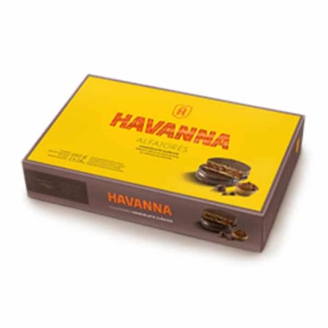 Alfajores Chocolate Havanna Docena
