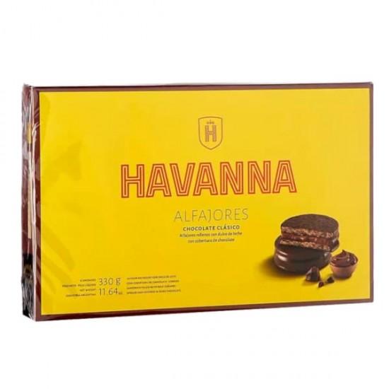 Alfajores Havanna Chocolate Media Docena