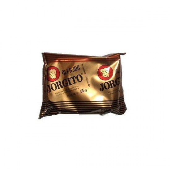 Alfajores Jorgito de Chocolate Argentinos