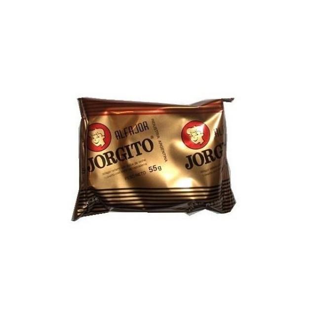 Alfajor Jorgito de Chocolate de Argentina Unidad