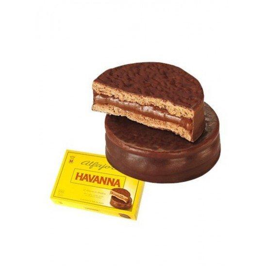 Alfajores Chocolate Havanna Argentino Unidad