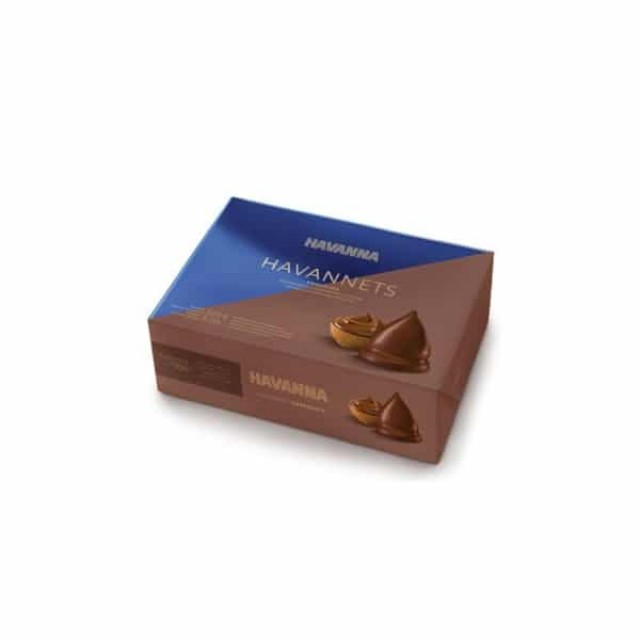 Havannets de Chocolate y Dulce de Leche Havanna en Caja