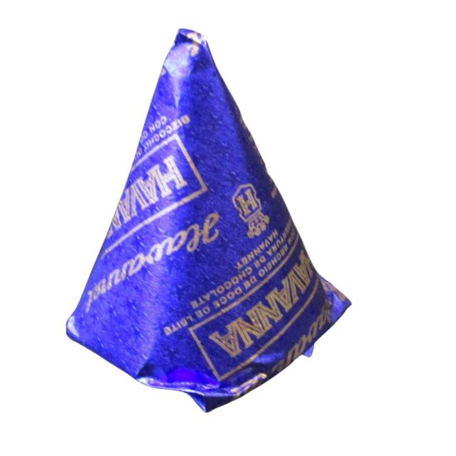 Havannets de Chocolate y Dulce de Leche Havanna Unidad