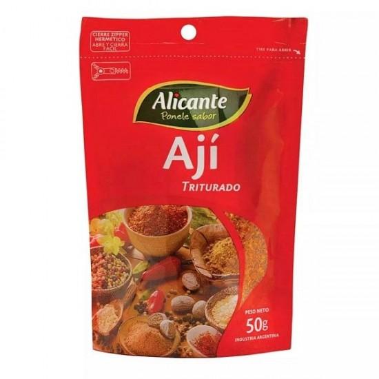 Ají Molido Alicante Argentino 50 Gr