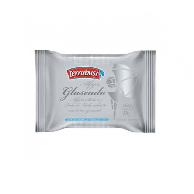 Alfajor Terrabusi Blanco Unidad
