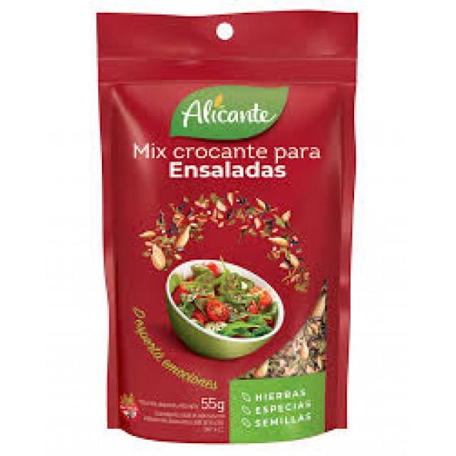 Mix Crocante para Ensaladas 55 Gramos Argentina