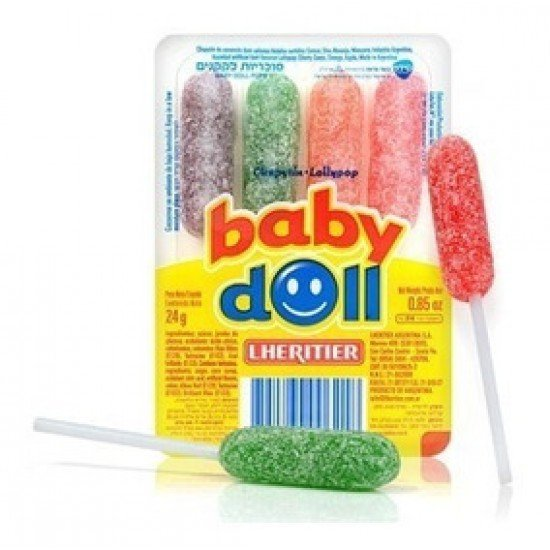 Baby Doll Chupetin Argentino
