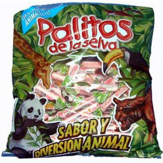 Caramelos Argentinos PALITOS DE LA SELVA Bolsa 660 gramos