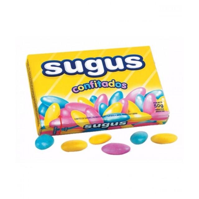 Caramelos Sugus 50gr Confitados