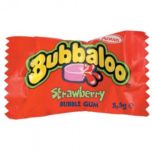 Chicle Bubbaloo Frutales
