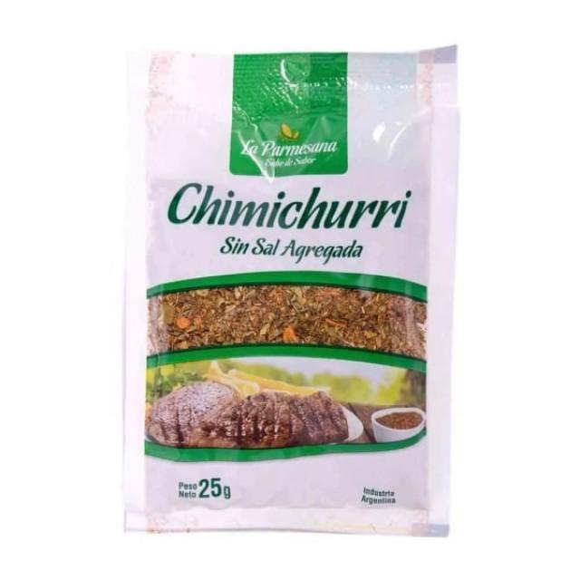Chimichurri La Parmesana Argentino 25 Gr