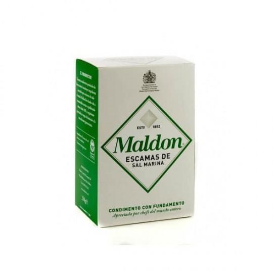 Escamas de Sal Marina Maldon