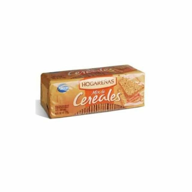 Galletas Hogareñas con Cereales Arcor