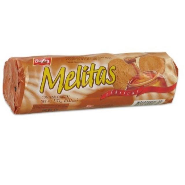 Galletitas Melitas Argentinas 170 gramos