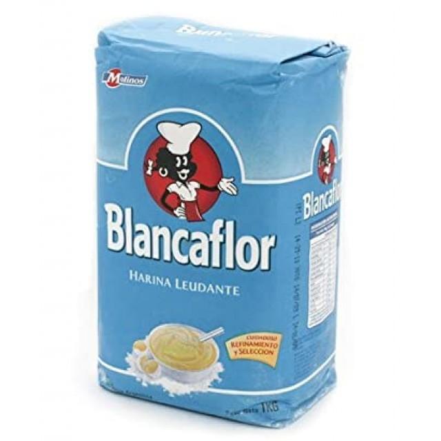 Harina leudante Blancaflor Argentina 1 Kilo