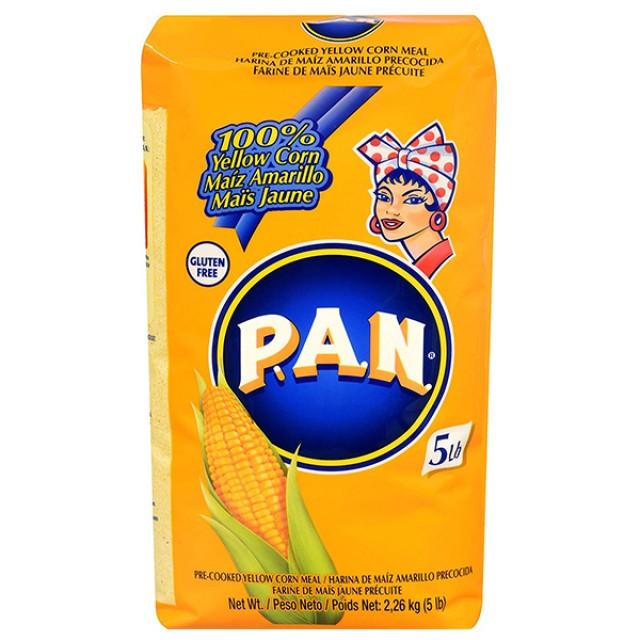 Harina PAN amarilla Precocida 1 kilo