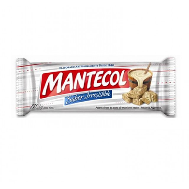 Mantecol de Mani Argentino 110 gramos