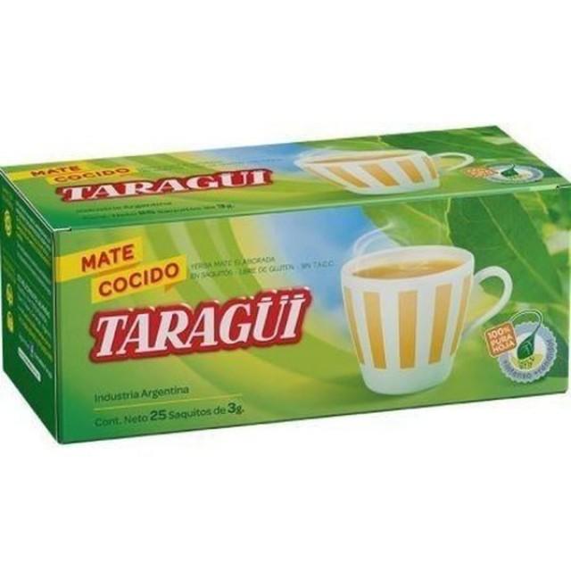 Mate Cocido Taragüi Argentino