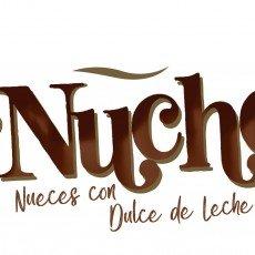 Nuche Bombones de Dulce de Leche, Nuez y Chocolate