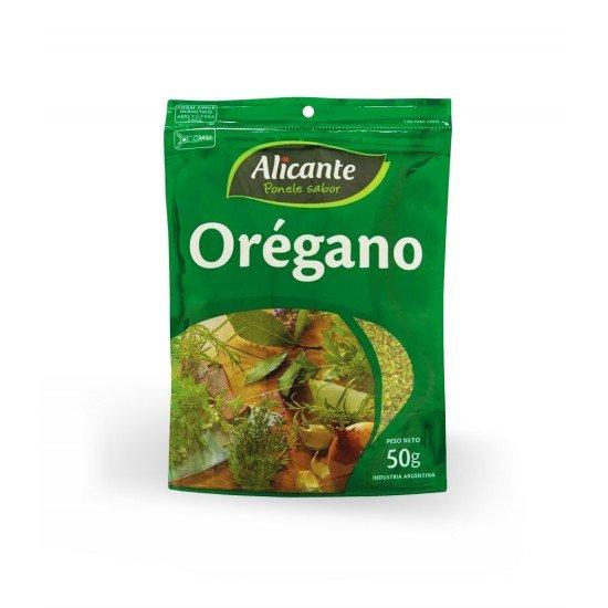 Oregano Alicante 50 gramos