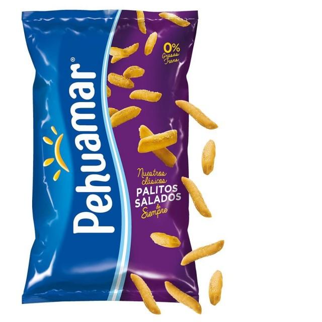 Palitos Salados Argentinos Pehuamar 200 gramos