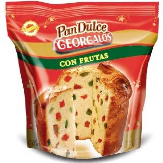 Pan dulce Georgalos Argentino