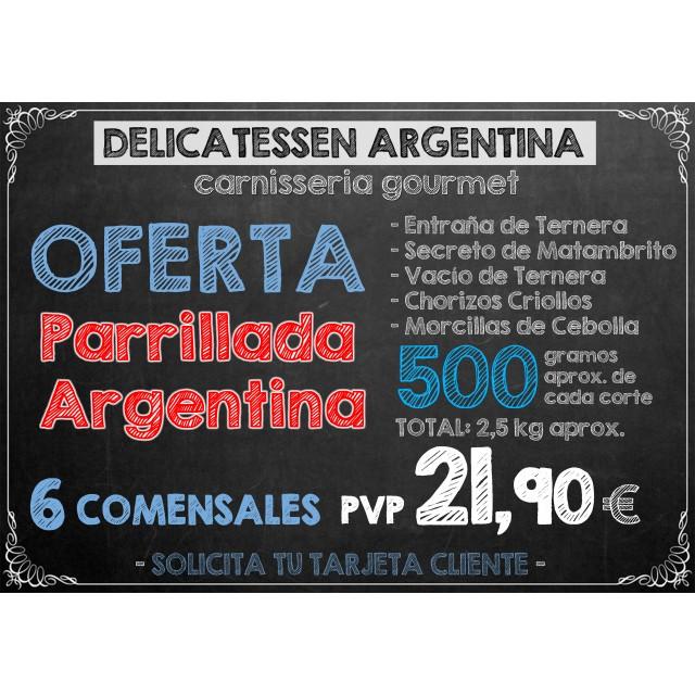 Parrillada Argentina