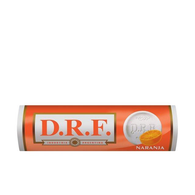 Pastillas DRF sabor Naranja