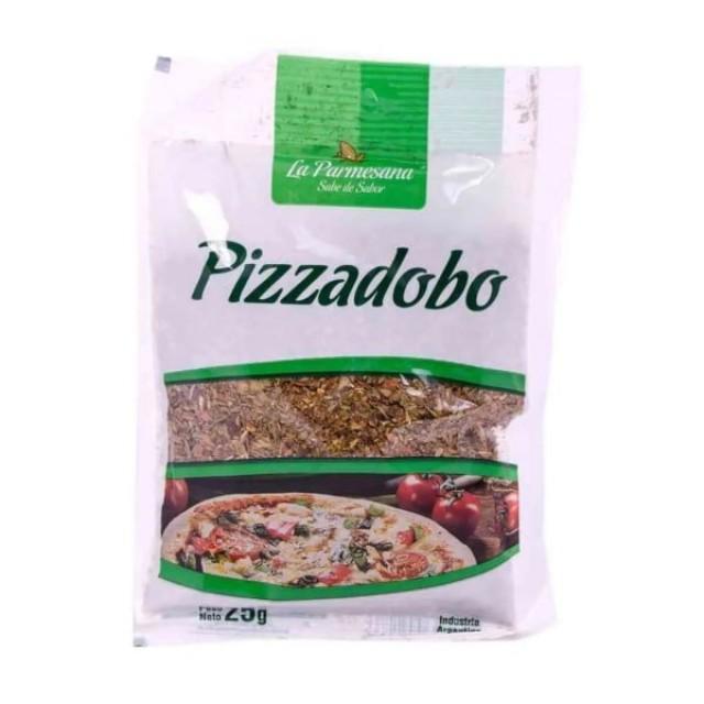 Pizza Adobo La Parmesana Argentino 25 Gr