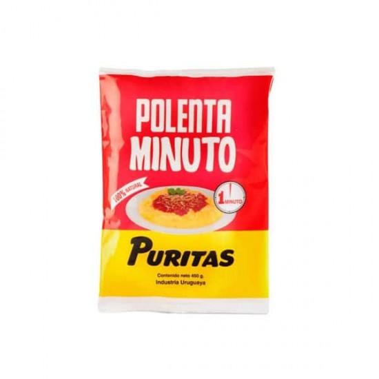 Puritas 1 Minuto Polenta Uruguaya