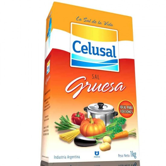 Sal Gruesa Argentina Celusal