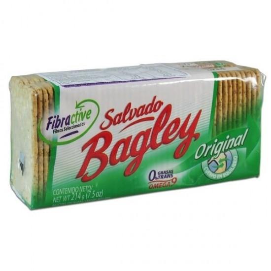 Galletas Salvado Bagley