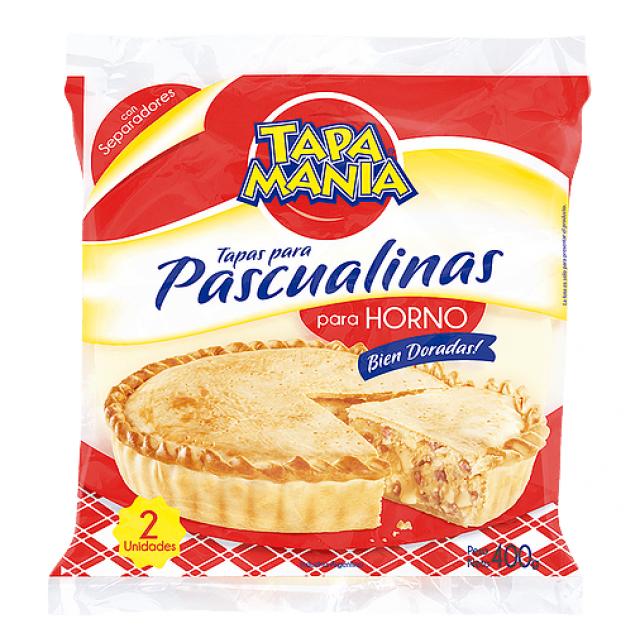Tapa Pascualina Tapamania Comprar Tapas Empanadas Argentinas
