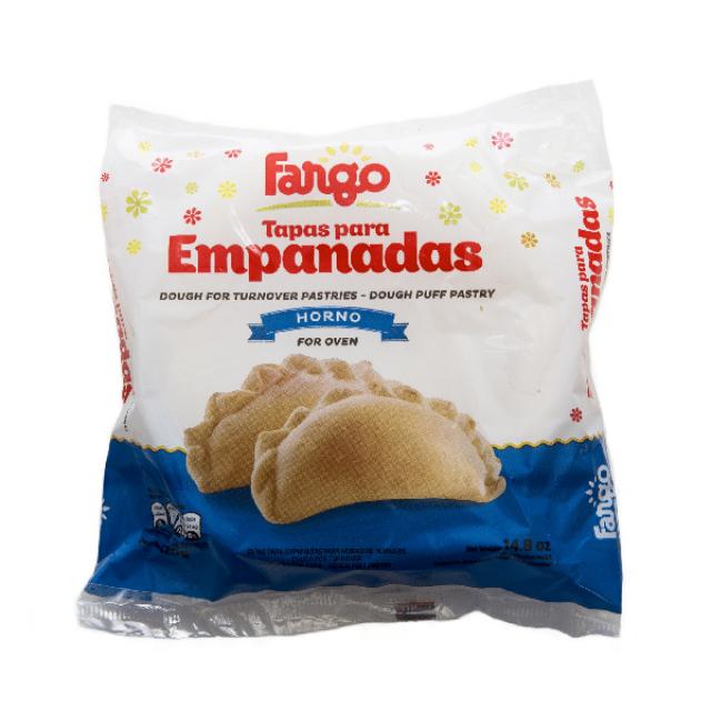 Tapas de Empanadas Fargo Horno Grandes Oferta 5 Paquetes