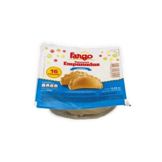 Tapas de Empanadas Fargo Horno Mediana Oferta 5 Paquetes