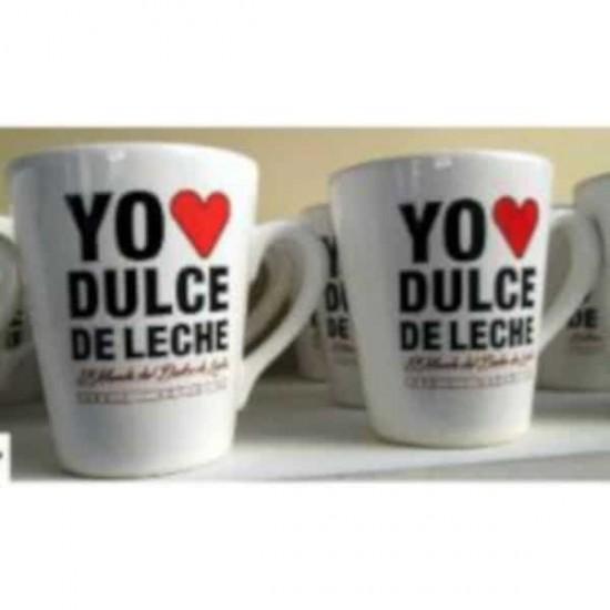 Taza Yo Amo El Dulce De Leche
