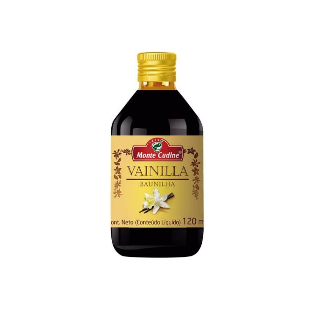 Esencia de Vainilla Monte Cudine 120 ml de Uruguay