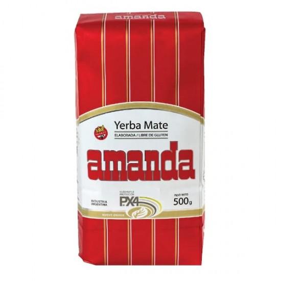 Yerba Mate Amanda 500gr