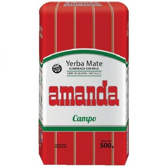 Yerba Mate Amanda Campo 500gr