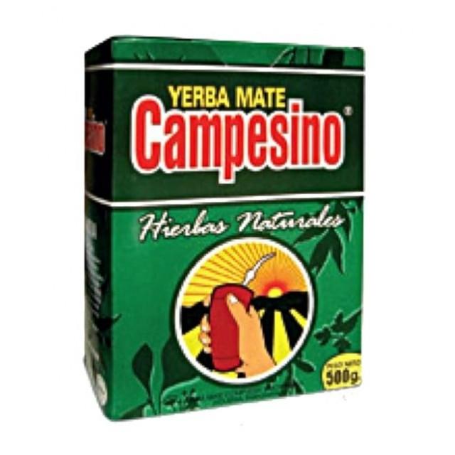 yerba mate campesino tradicional 500g