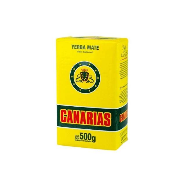 Yerba Mate Canarias 500gr