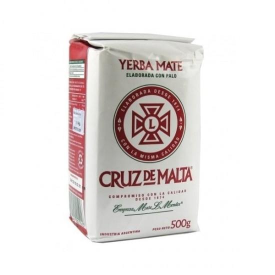 Yerba Mate Cruz de Malta 1/2 Kg