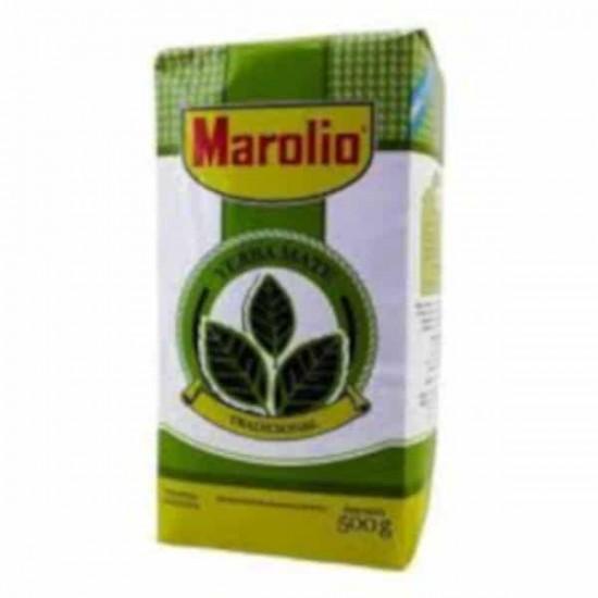 Yerba Mate Marolio Tradicional 500 g